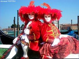Carnaval à Venise !