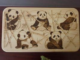 les petits pandas