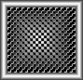 Métal carré