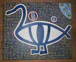 canard oeil