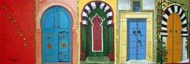 portes tunisiennes