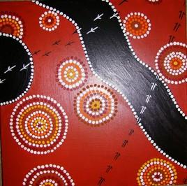 Traversée aborigéne