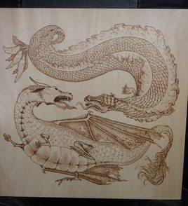Dragon contre dragon