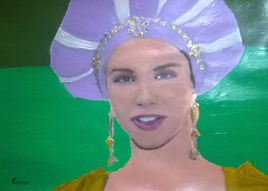 FANTAGHIRO la princesse ( Alessandra MARTINES )