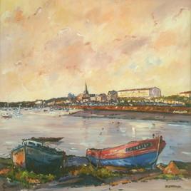 Port de St Gilles Croix de vie 2