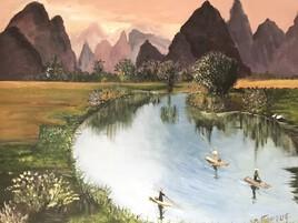 Zhongguo ( le pays du milieu)