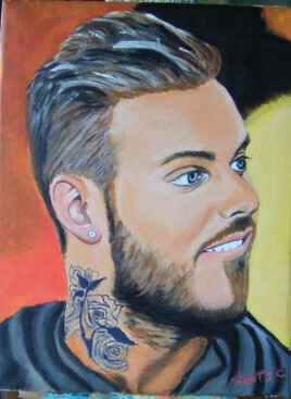 Portrait Matt POKORA