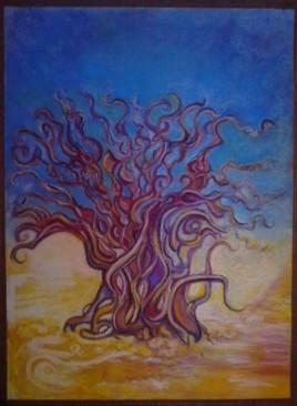 l arbre magique