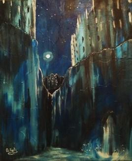 blue night 1