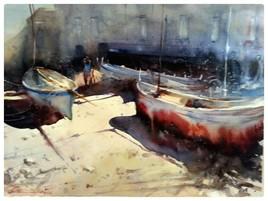 les Barques de Cadaques