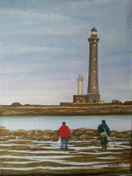 Le phare des pêcheurs.