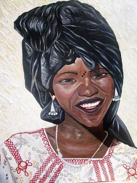 sourire du Mali