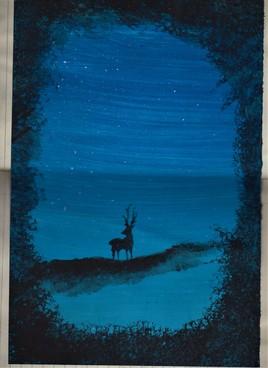 Goodnight Deer