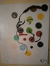 Peinture Petit pois