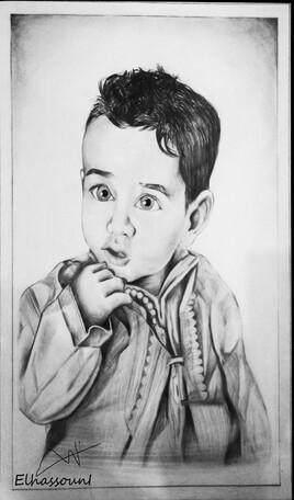 Dessin portrait