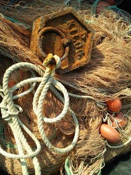 filet,corde et poids