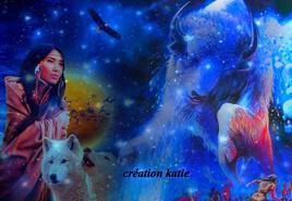 création amérindienne