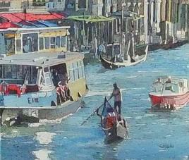 VENICE GRANDE CANALE III