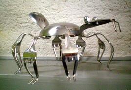 Araignée hybride