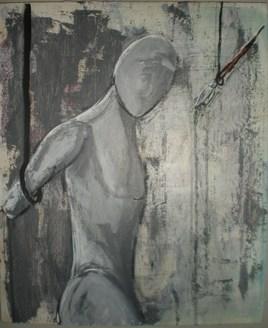 L'amputé du pinceau