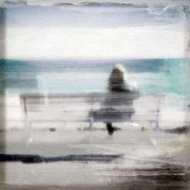 série iRréalités / Staring at the sea