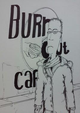 Burn out café