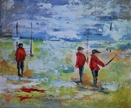 pêcheurs oléronais