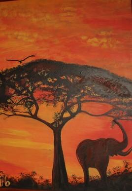 Soir africain