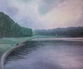 L Pièce D'eau (Versailles)