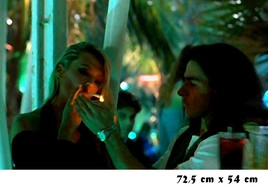 La femme à la cigarette