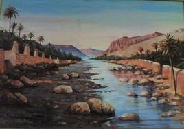 Oued à Bousaada