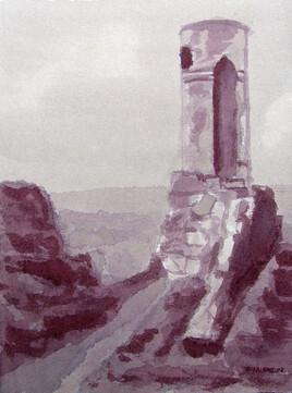 Ruine du manoir St Paul Roux