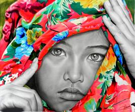 Tristesse colorée