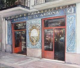 Bodega La Ardosa-Madrid