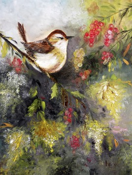 L'oiseau gourmand