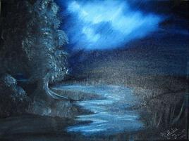 riviere-bleu-12x16
