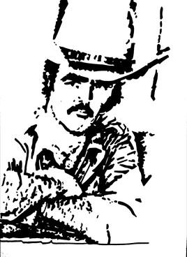 Portrait de Burt Reynolds