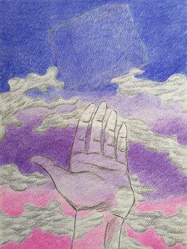 L'esprit après la mort et la main