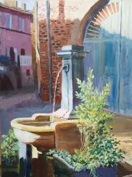 Fontaine du quai St jacques