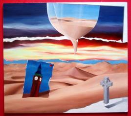 Quand le desert avance