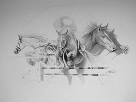 """dessin """"chevaleresque"""" nouveauté hiver 2012"""