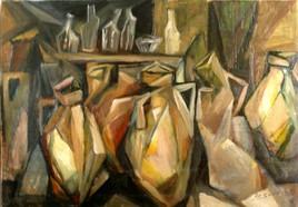Récipients d'argile, 2010