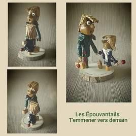 """Les Épouvantails  """" T'emmener vers demain """""""