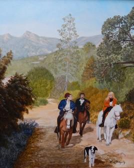 Promenade à Castagnier