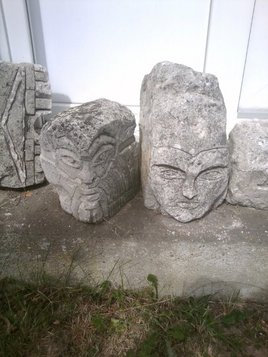 Sculptures antiques