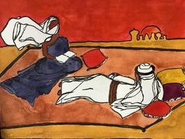 Le tapis de Shéhérazade