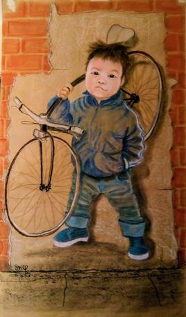 My Little japanese biker