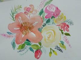 Serie fleurs 18