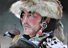 nomade khampa, seigneur des aigles 2