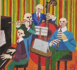 Asd artiste for Bach musique de chambre